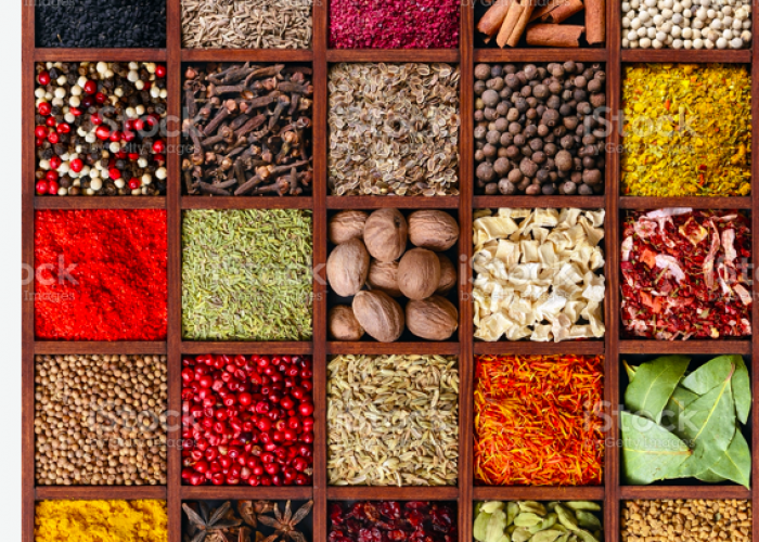 spice box- blog
